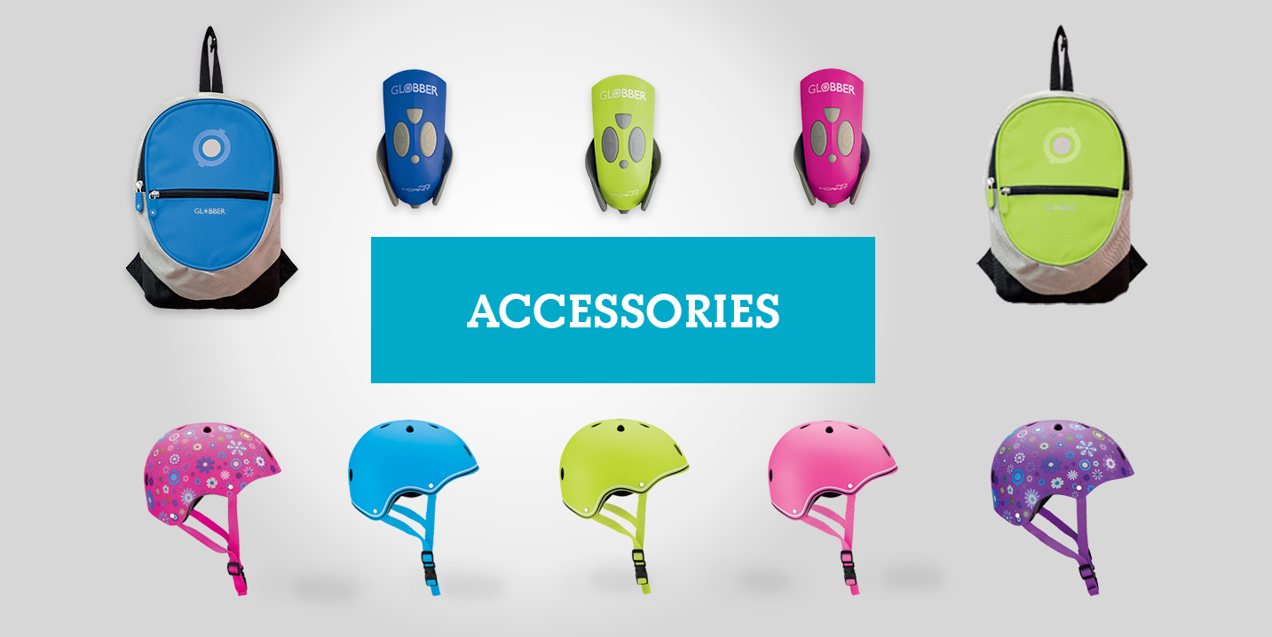 Cover image of An Accessories Guide For Kids Scooters.