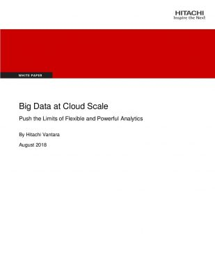 Big Data at Cloud Scale
