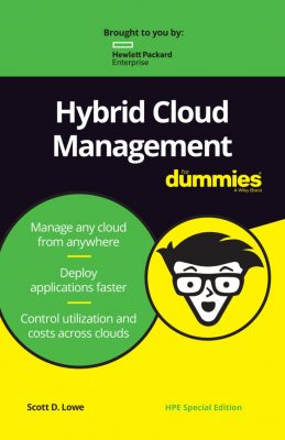 Hybrid Cloud Management for Dummies