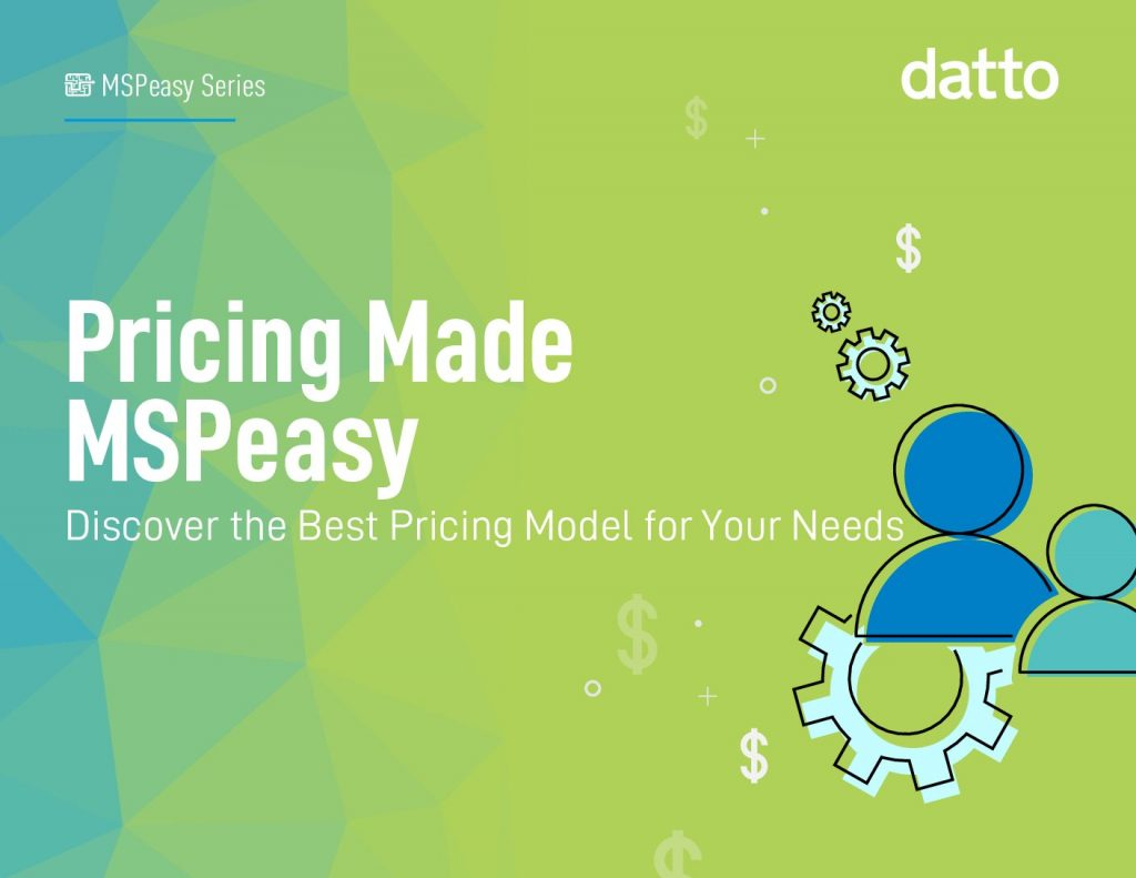 Pricing Made MSPeasy