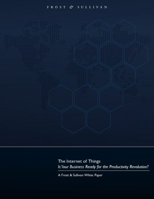 Frost and Sullivan: The Internet of Things: Is Your Business Ready for the Productivity Revoltuion?