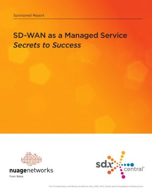SD-WAN as a Managed Service Secrets to Success