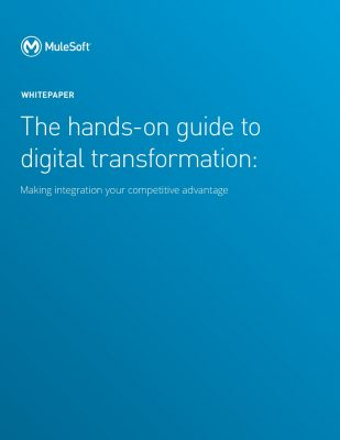 The CIOs guide to digital transformation