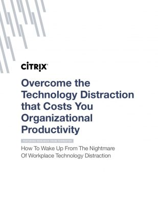 Forrester Report: How to wake up from the nightmare of technology distraction