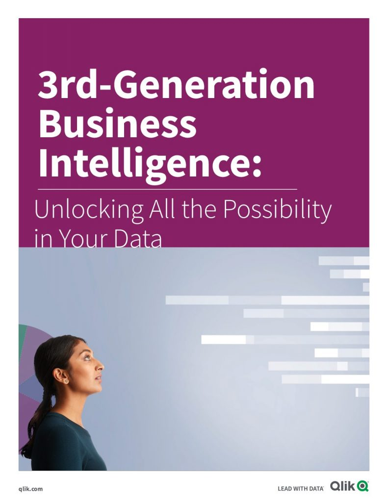 3rd-Generation Business Intelligence: Unlocking All the Possibility in Your Data
