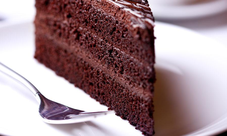 Торт бисквитный рецепт шоколадный
