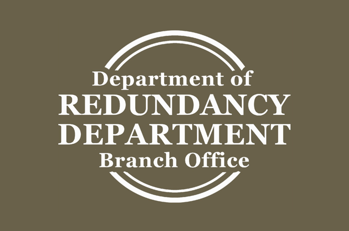 dept-of-redundancy