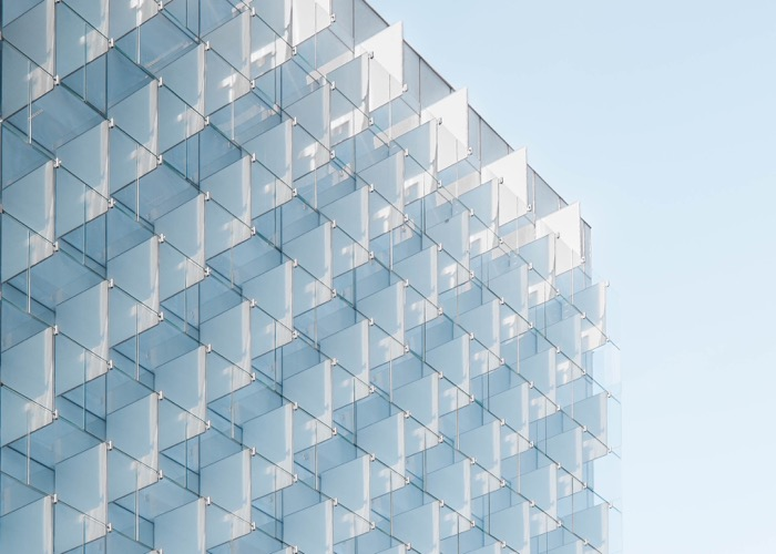 A structured facade
