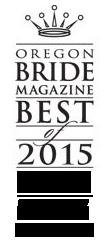 Oregon Bride Best of Finalist 2017