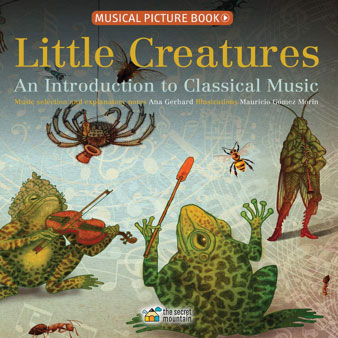 Little Creatures book
