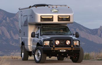 Earth Roamer xv-lt off road vehicle