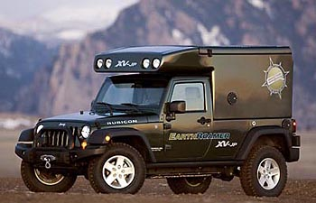 earth roamer xv-jp off road vehicle