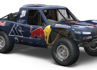 Redbull Baja 1000 trophy truck - Awesome!