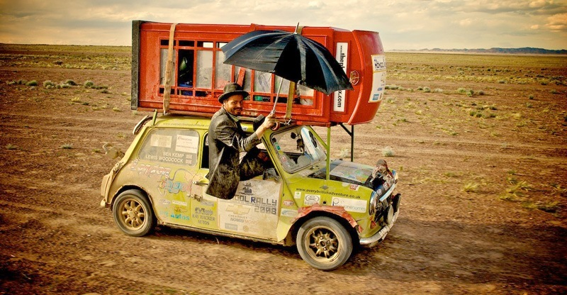 The Mongol Rally All Things Adventure