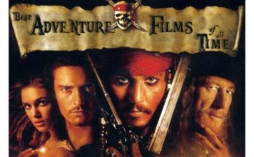 Best Adventure Films of all times