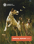 2014 AKC Annual Report
