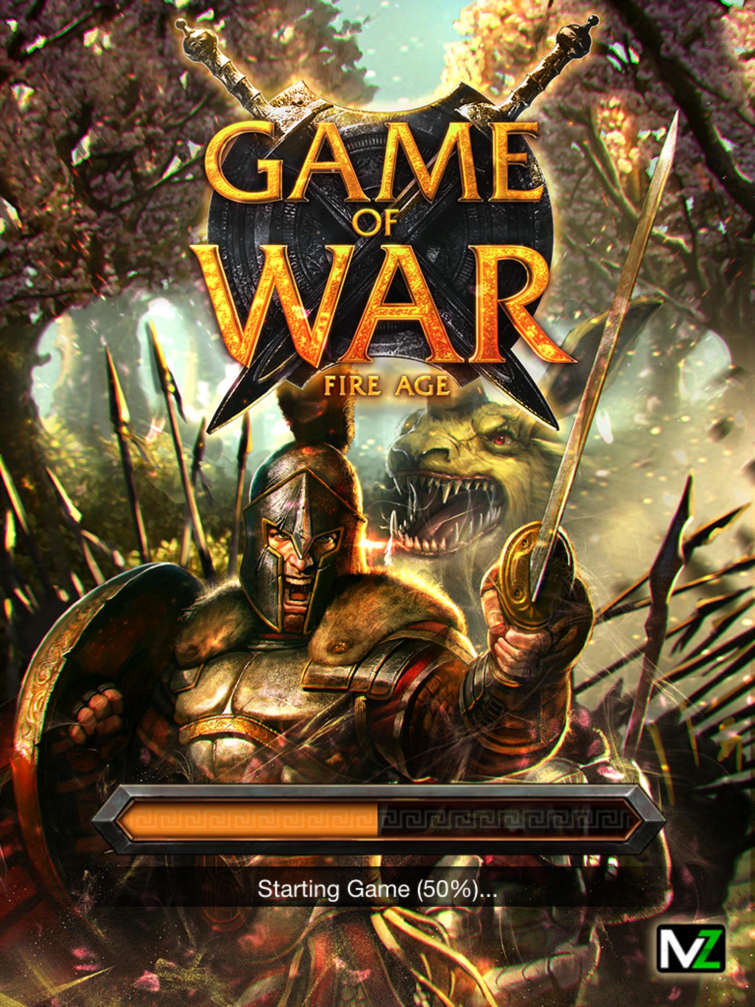 Game of War screenshot