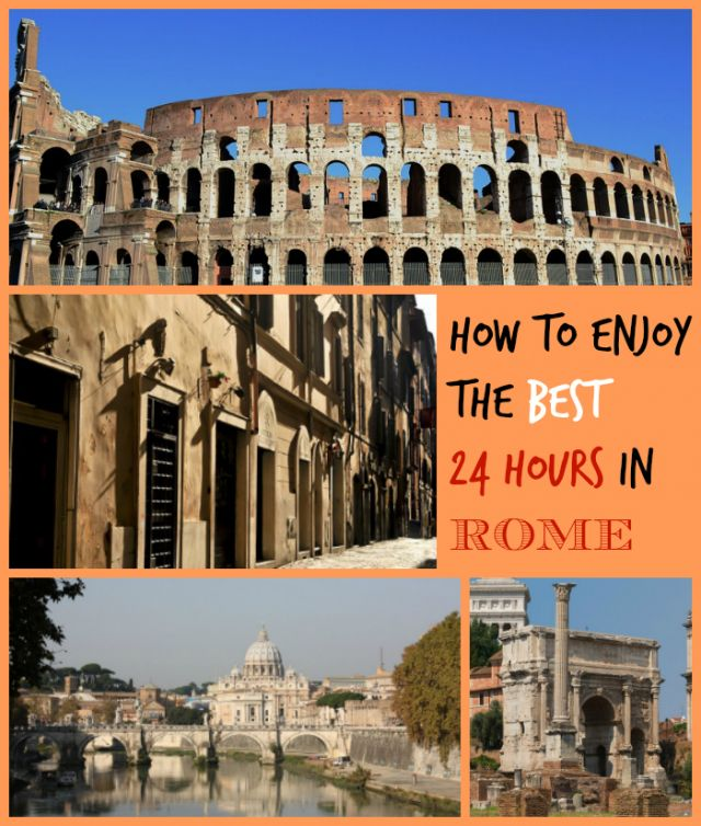 The best 24 hours rome pinterest