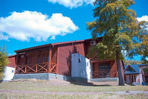 Foto 1 Cabaña 2-4 personas