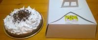 Brownie con Merenge y Dulce de Leche
