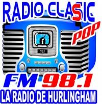 Radio Clasic  FM 98.1 Hurlingham