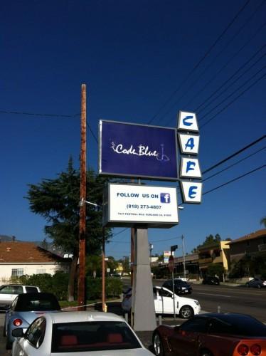 Code Blue Cafe