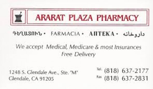 Ararat Plaza Pharmacy