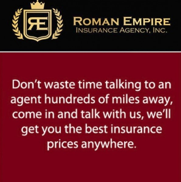 Roman Empire Insurance Agency, Inc.