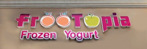 Frootopia Frozen Yogurt