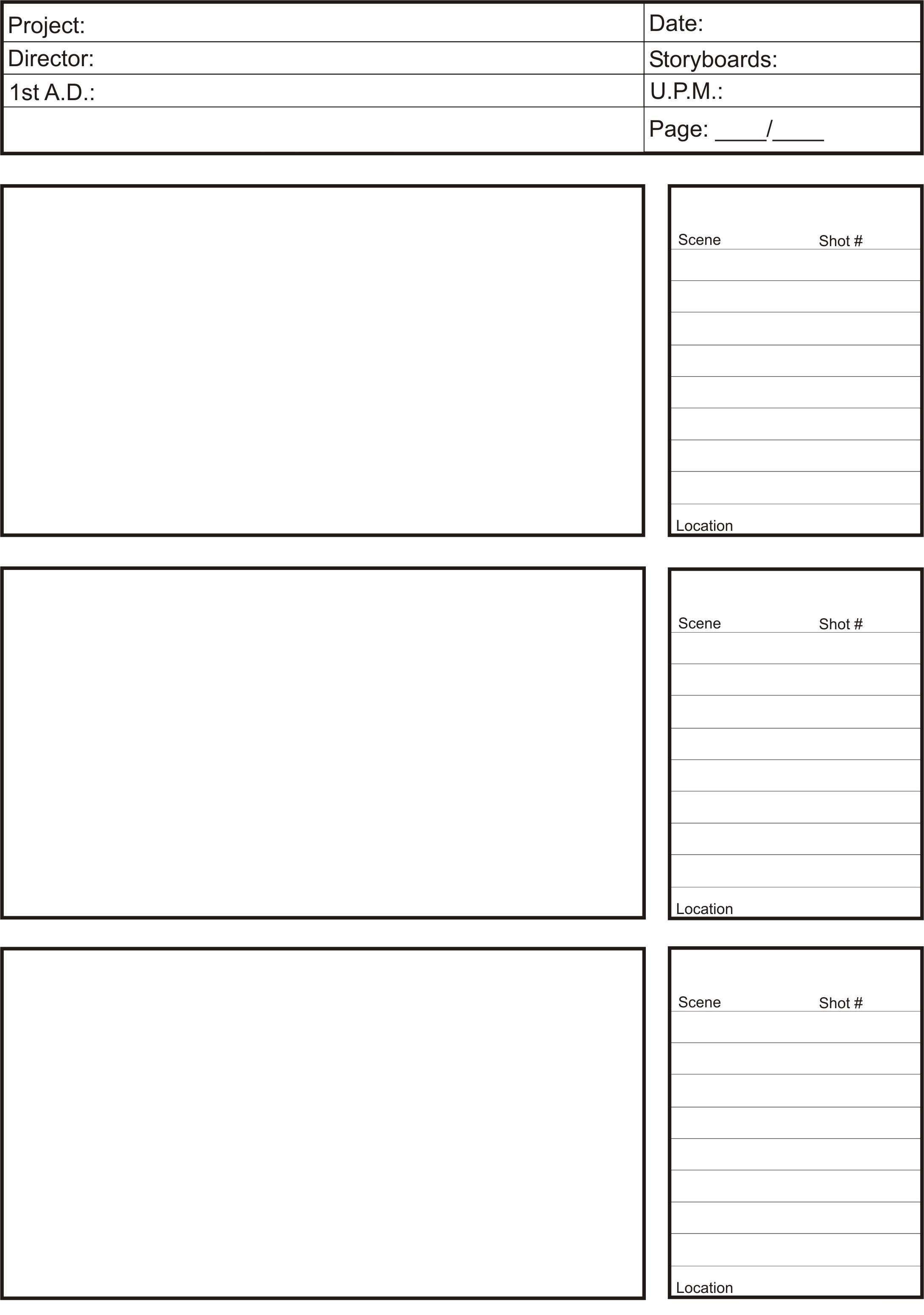 Excel Film Budget Template. I use an excel file for creating my film's ...