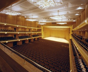 Abravanel Symphony Hall Stage View Salt Lake City Utah Experience Art Salt Lake
