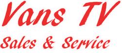 Van's TV Sales & Service Website
