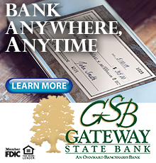 Gateway State Bank Website