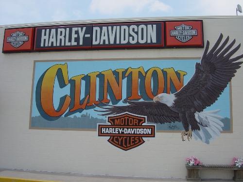 Clinton Harley Davidson