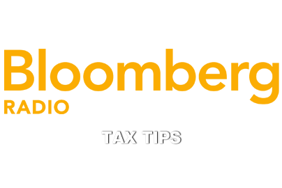 Bloomberg Radio Tax Tips