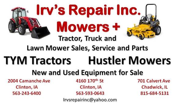 Irv's Repair Inc.