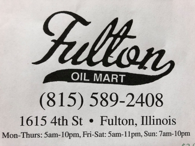Fulton Oil Mart