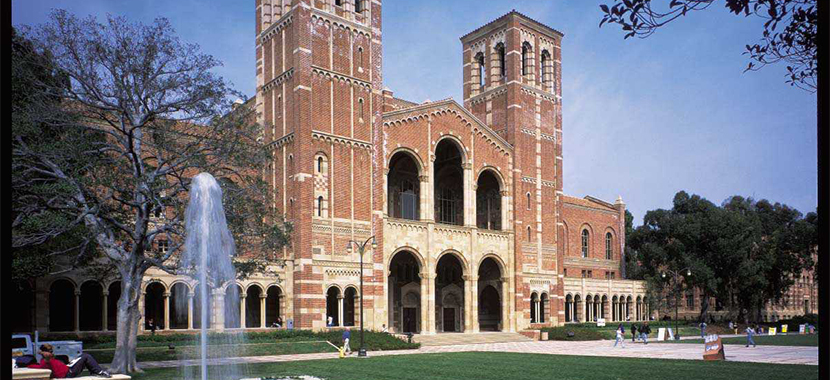 Photo of park in university of california, los angeles (ucla) by tiffg - los angeles - 7459458