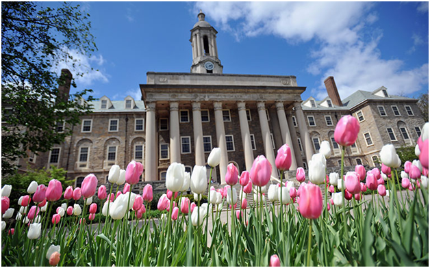 Penn state college essay