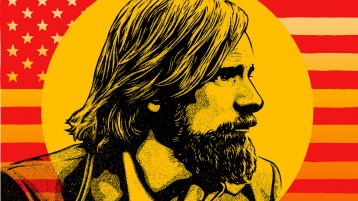 Shepard Fairey Celebrates CAPTAIN FANTASTIC