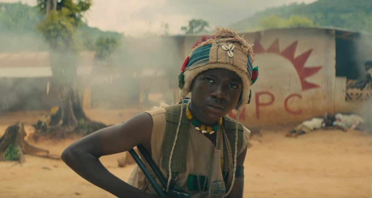BEASTS OF NO NATION - Official Trailer