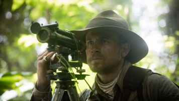 Charlie Hunnam stars in LOST CITY OF Z