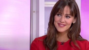 Jennifer Garner on TODAY