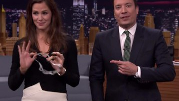 Jennifer Garner on Jimmy Fallon