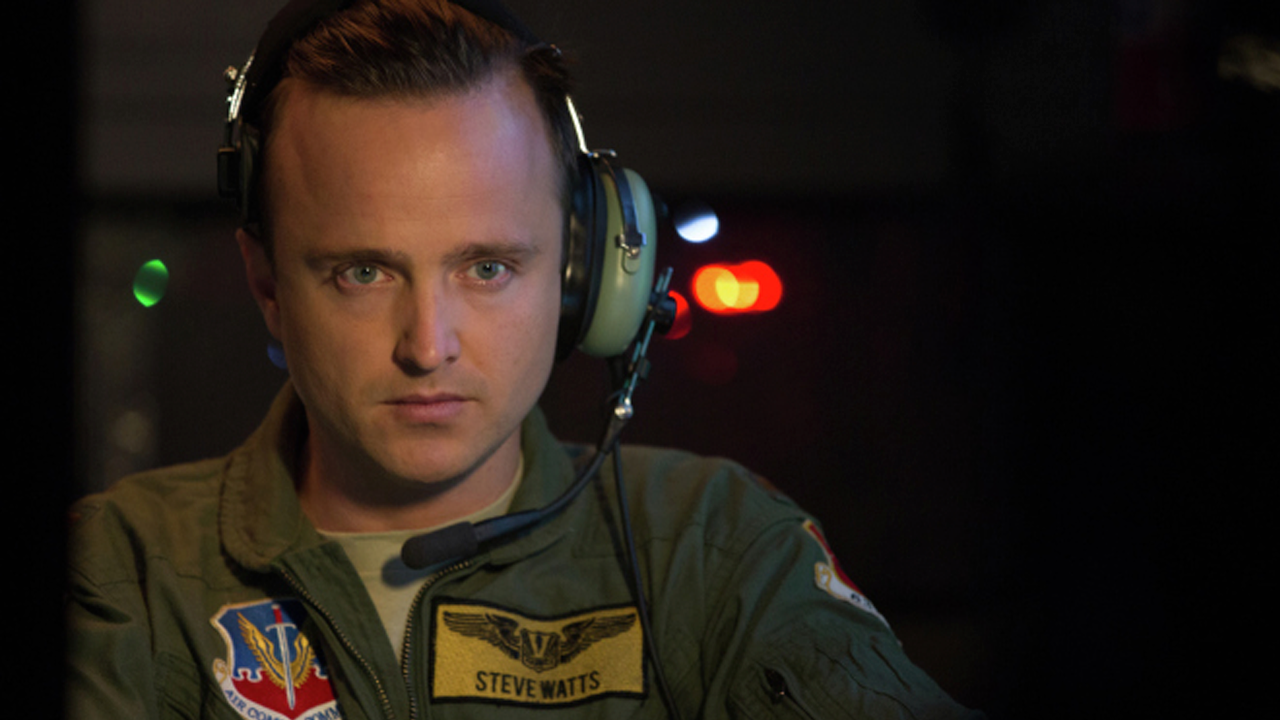 Aaron Paul in EYE IN THE SKY