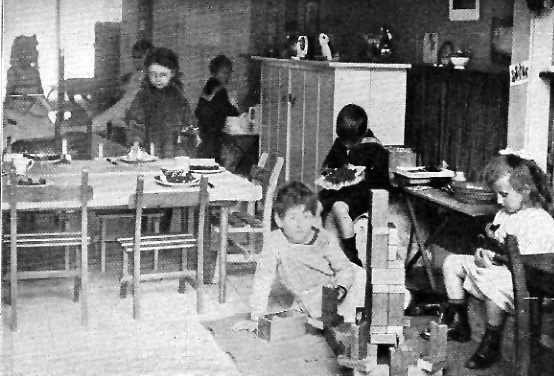 Early Montessori school
