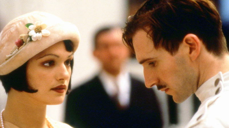 Rachel Weisz and Ralph Fiennes in Sunshine