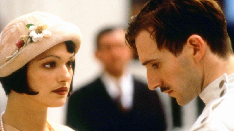 Rachel Weisz and Ralph Fiennes in Sunshine