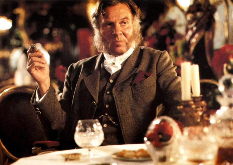 Tom Wilkinson as Queensberry in Wilde