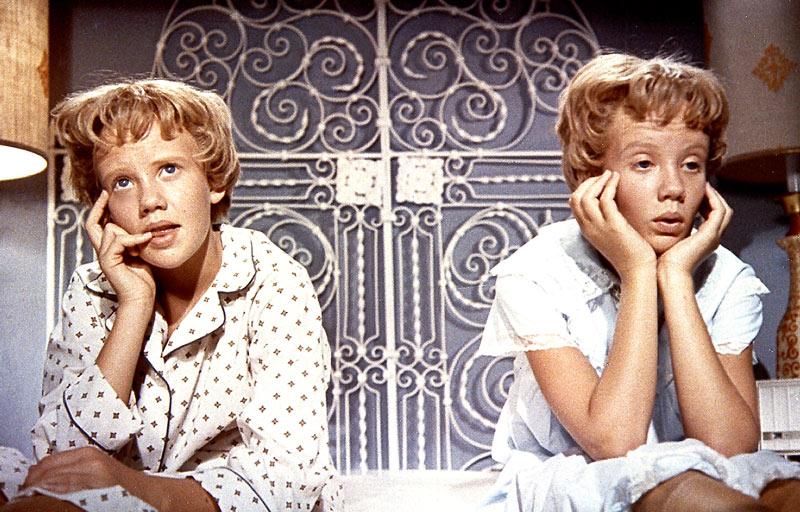 Hayley Mills is double trouble in [em]The Parent Trap[/em]